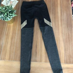 H&M athletic tights size S